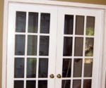 Help! A Kitchen Flood Warped My French Doors —Now What?