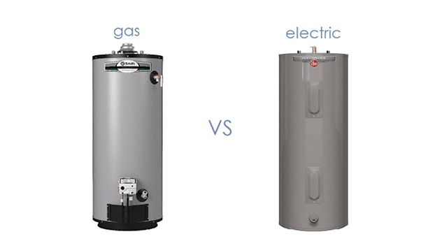Water Heating Options Among Others Include Gas And Electric Tanks