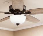 This Ceiling Fan Makes Installation Easy