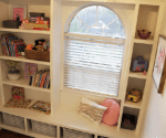 How to Build a Window Seat Bookcase