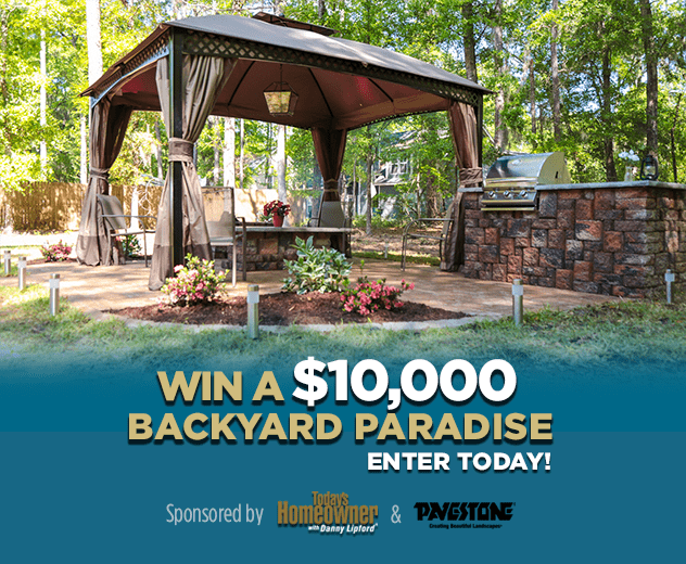 Backyard Paradise' 2019 Entry Form | Today's Homeowner