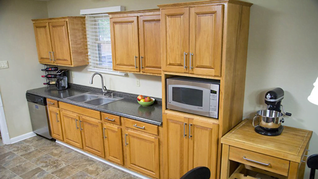 3 Ways To Use Wasted Space Above Kitchen Cabinets Today S Homeowner