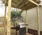 How to Build a Grill Shelter