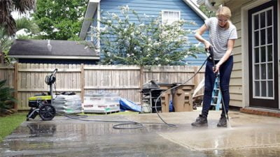 Tips for Cleaning Your Home with a Pressure Washer | Today's