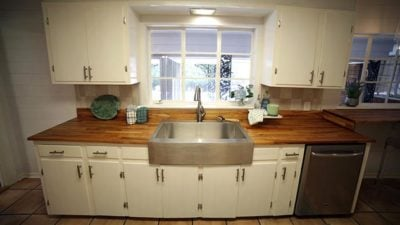 How To Finish Install Wood Countertops Todays Homeowner