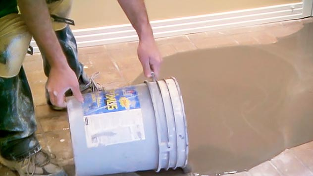 How To Level A Subfloor To Prepare For New Flooring Today S Homeowner
